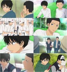 """Day 9 - A BROTP: Kazehaya Shota & Sanada Ryu, Kimi ni Todoke  """"Well if it's just listening, I could do that. But I'll say this. This isn't for your curiosity. I want to make sure Shota's okay. I won't tell you what he says to me."""""""