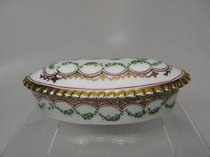 Antique O & E.G. Royal Austria Pin Vanity or Trinket Dish | Etsy