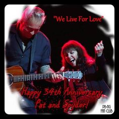 Pat and Neil Celebrating 35 years in Music
