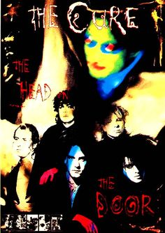 The Cure Promotional Poster https://www.facebook.com/FromTheWaybackMachine