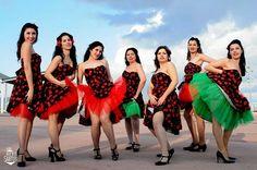 Tribalona Wild Cherries / 2015 Fotografía: Mery Santos