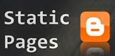Indiabloggerbuzz  Learn Creating static Pages In blogger blog