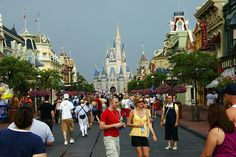 Main Street, Magic Kingdom, Walt Disney World hotels in Walt #Disney World: http://holipal.com/hotels/
