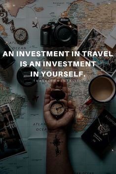 adventure travel adventure travel quotes adventure travel florida An investment in travel is an inve Journey Quotes, Life Quotes, Qoutes, Best Inspirational Quotes, Motivational Quotes, Best Travel Quotes, Travel Goals, Time Travel, Travel Pictures