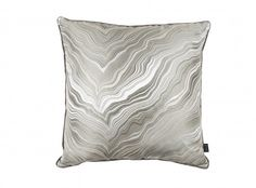 Marbleous Cushion - Khaki - Cushions - New Collection : Modern Fabrics, Unique Contemporary Designer Fabrics