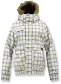 Burton Tabloid Insulated Jacket - Women's - 2013 Closeout - Free Shipping at REI-OUTLET.com