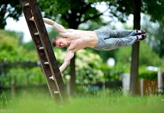 How To Become A Street Calisthenics Master