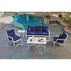 Seaview 5-piece Seating Set
