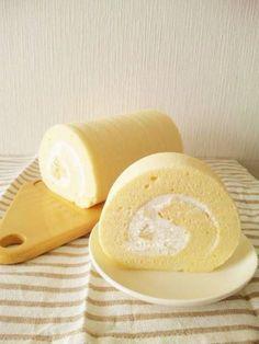 Sponge cake roll