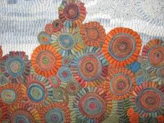 Last month I taught a rug hooking class in Bothell, Washington at the Northwest Rug Hooking Workshop, organized by Diane Eaton and Beth Kov...