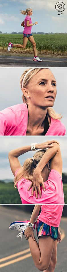 Shalane Flanagan trains in the new #Nike #LunarGlide 6. Do you?