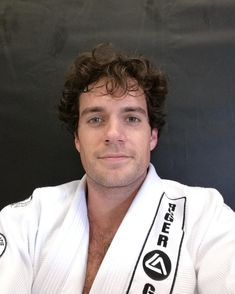 Just off of the mat…It's remarkable how @juanr200 can beat me up and teach me all at the same time! I'm exhausted! [Henry Cavill]
