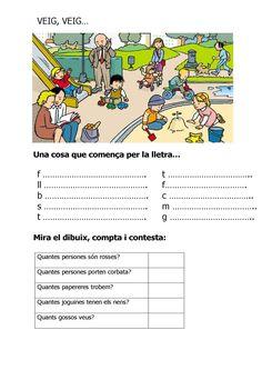 Català 4t Speech Language Therapy, Speech And Language, Catalan Language, Daily Five, Teaching Spanish, Writing Skills, Valencia, Classroom, Author