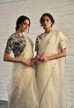 Simple Sarees, Trendy Sarees, Dress Indian Style, Indian Dresses, Very Pretty Girl, Chanderi Silk Saree, Sari Design, Indian Attire, Indian Wear