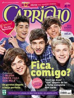 Edição 1150 - One Direction