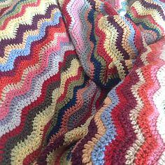 Ripples for ever  Via Instagram  Merchantjones Blanket, Crochet, Instagram, Ganchillo, Blankets, Cover, Crocheting, Comforters, Knits