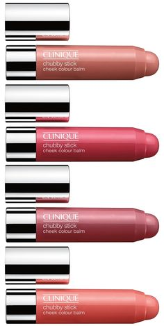 Clinique Chubby Stick Moisturizing Cheek Color Balm for Fall 2014