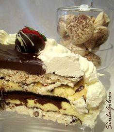 Torta Monia al cioccolato Luca Montersino Siula Golosa