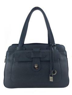 a75aab5283d44 Loro Piana Promenade Leather Satchel Bag