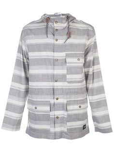 Shirts - Lifetime Collective Dark Wave Striped Shirt - American Rag Online Store