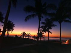my fave view in the world from the Sunset Bar @ Cable Beach Club Resort & Spa Broome