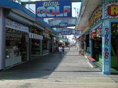 Seaside Heights Boardwalk, NJ I want to go back SOOO MUCH!!!!