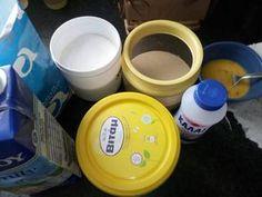 Ψωμάκια αφρός για... όλες τις χρήσεις.!!!! συνταγή από Athina K. - Cookpad
