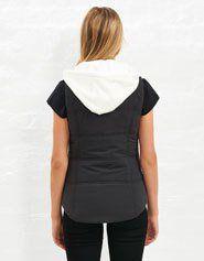 Twofer Puffa Vest