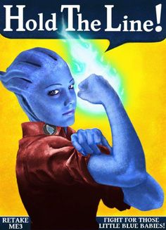 liara # asari # mass effect