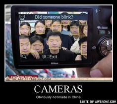 So it's a little racist... And a lot hilarious... :]