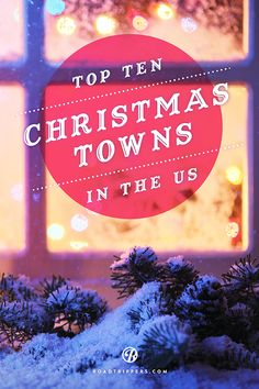 Some places celebrate with the usual fare of eggnog, Norwegian Firs and heaps of glittering presents. Some Christmas towns take things to more of an… extreme.
