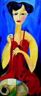 Mark Swiiter Modern Art - Brazilian Colors. Aldemir Martins