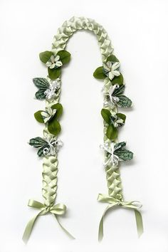 Lily Luau Money Lei- made with REAL dollar bills! Beautiful for any graduate!
