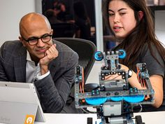 #Microsoft bought #LinkedIn because the robots are coming for your jobs http://www.businessinsider.com/satya-nadella-why-microsoft-bought-linkedin-2016-6