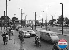 1959. Sloterdijk in Amsterdam. Sloterdijk used to be a village about 3 km…