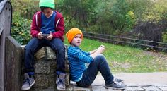 We all know Pokémon Go, but there are other great apps that will get your kids outside and exploring. Here are 5 worth considering!