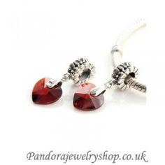 http://www.pandorajewelrybuy.co.uk/popular-pandora-gems-and-silver-red-crystals-dangle-charms-003-shop.html#  Wonderful Pandora Gems And Silver Red Crystals Dangle Charms 003 Worldsale