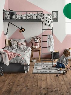 (Image credit: H&M Home)   When decorating a kid's room, designers (and design-minded parents) tend to give themselves more creative license to let loose and fill the space with their most whimsical a