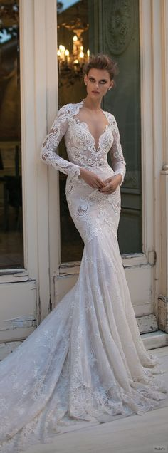 BERTA Bridal Spring 2016 Collection – Part 2