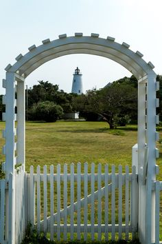 Ocracoke Lighthouse - Outer Banks, North Carolina