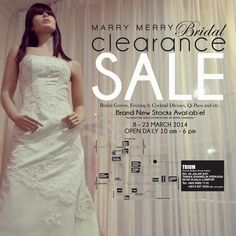 Sale: Marry Merry Warehouse Sale Review (Kuala Lumpur) - Jessy The KL Chic - Malaysia Food, Fashion, Events, Beauty and Lifestyle Blogger