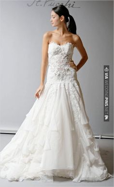 St. Pucchi Bridal Gowns | CHECK OUT MORE IDEAS AT WEDDINGPINS.NET | #bridesmaids