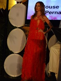 House of Perna Gown