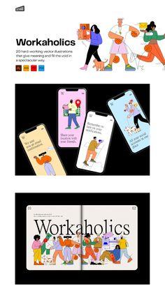 Character Illustration, Digital Illustration, Graphic Illustration, Web Design, Mood And Tone, Brand Identity Design, Interface Design, Grafik Design, Creative Logo