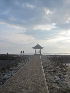 travelling in Bali
