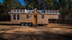 39ft Rustic Gooseneck Tiny House on Wheels For Sale in Conway South Carolina 001