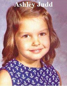 Young Ashley Judd