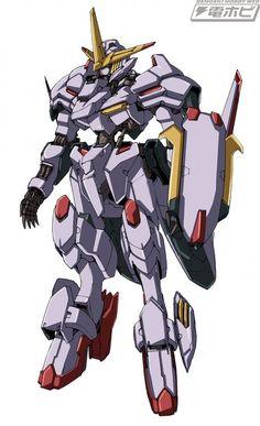 03_ガンダム・端白星 Arte Gundam, Gundam 00, Cyberpunk Rpg, Blood Orphans, Robot Monster, Gundam Iron Blooded Orphans, Gundam Wallpapers, Gundam Custom Build, Robot Concept Art