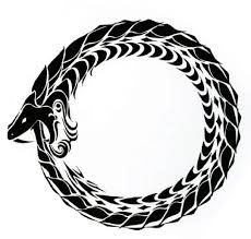 Bildergebnis Fr Symbol 2 Snakes Eat Each Other Yggdrasil Tattoo Ouroboros Celtic Tattoos