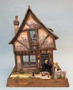 Good Sam Showcase of Miniatures: Fantasy Structures by Rik Pierce, Frogmorton Studios